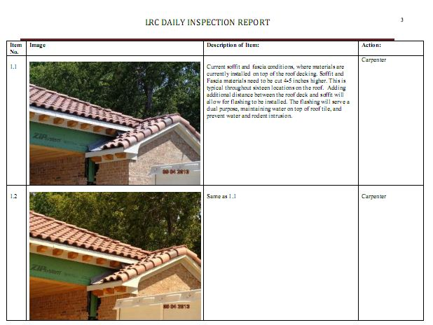 Residential Roof Consulting Tile Texas Legacy Roof